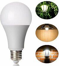 Lineway LED Glühbirne mit Bewegungsmelder, 12W