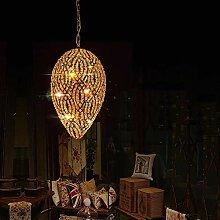 Lingkai Moderne Kristallleuchter Beleuchtung