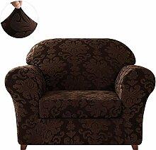 LINGKY 2-teiliger universeller Sofabezug,