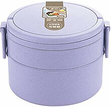 LINGNING Lunchbox, tragbar, mit Schnalle,
