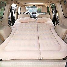 LINGYAO aufblasbares Bett für den Rücksitz,