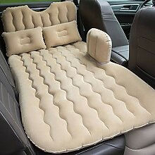 LINGYAO aufblasbares Bett mit umweltfreundlicher