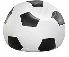 Linke Licardo Fussball-Sitzsack mit