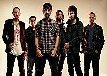 Linkin Park 5, Design Rock Metal-Album Cover, Musik-Band-Motiv mit Bilderrahmen, für A4