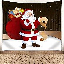 LinkLvoe Weihnachten Decorations,Wandteppich