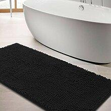 Linla Badvorleger für Badezimmerteppich, weich,