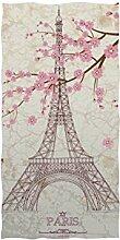 linomo Handtuch Frankreich Paris Französisch