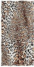 linomo Handtuch mit Leopardenmuster, Baumwolle,