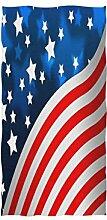 linomo Handtuch USA Amerikanisch Flagge Handtuch
