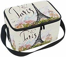linomo Lunch Tasche Frankreich Paris Französisch