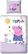 Linon Bettwäsche Peppa Wutz Pig - Adorable 135 x