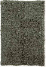 Linon Flokati Teppich, 1400 g 8' x 10'