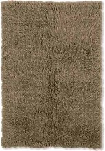 Linon Flokati Teppich, 1400 g, Pilz