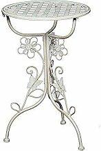 linoows Romantischer Jugendstil Blumentisch,
