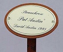 linoows Rosenschild, Rosenstecker Emaille,