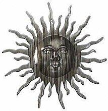 linoows Wanddeko Sonne, Gartendeko im Landhaus