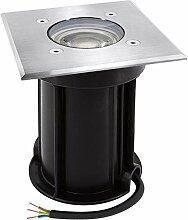linovum BOQU Bodenleuchte aussen IP67 LED GU10 3W