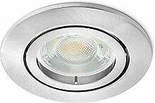linovum flacher LED Einbaustrahler mit 5W LED