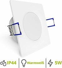 linovum WEEVO Einbaustrahler LED extra flach IP44
