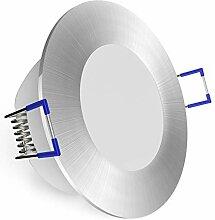 linovum WEEVO Einbaustrahler LED flach IP44 für