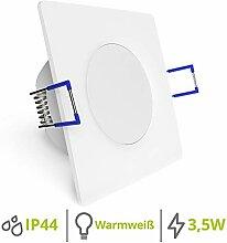 linovum WEEVO Einbaustrahler LED für Bad & Außen
