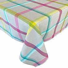 Lintex Prism Tischdecke, modernes Landhaus-Design,