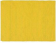 Linum Gran Rib Tischset 4er-Pack 4 Stück à 34x44