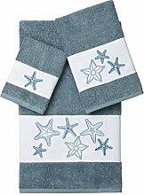 Linum Home Textiles Lydia Handtuch-Set, 3-teilig,