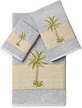 Linum Home Textiles Serenity Handtuch-Set,