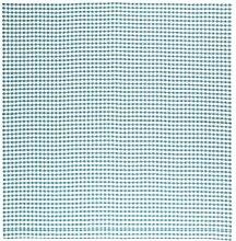 Linum Tischdecke Mitteldecke Osby Karo türkis weiss kariert Farbe C85 Bauernkaro Karomuster 100*100 cm 100% Baumwolle Design by Petra Carlsten eygun
