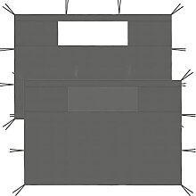 LINWXONGQP Material: Stoff (100% Polyester), PVC