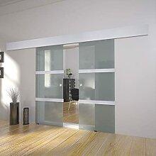 LINWXONGQP Türmaterial: Glas Türen