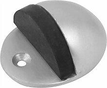 Linx Türstopper mit Kapuze, oval, 42 mm 5/8 Alu