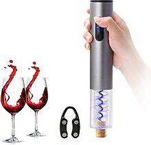 LINYU Elektrischer Weinflaschenöffner, kabelloser