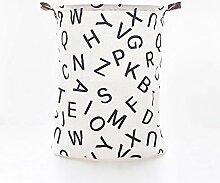 linyuyao Faltbarer Wäschekorb für zu Hause 篓
