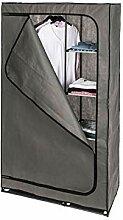 LIONSBLADE Stoffschrank mit Kleiderstange,