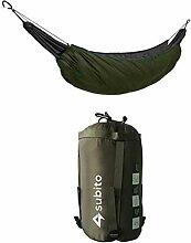 LIOOBO Outdoor Winter Camping Jagd Hängematte