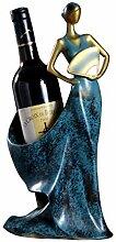 LIPENLI Weinregal Dekoration Weinklimaschrank