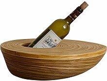 LIPENLI Weinregal Weinhalter Bambus Weinregal