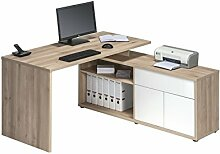 lisel-de Computertisch Schreibtisch Maja 4020 in