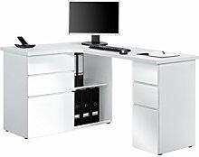 lisel-de Schreibtisch Computertisch Maja in