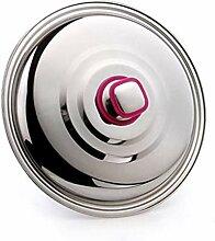 LISHUAISHUAI Pfannendeckel, Topfdeckel aus