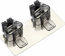 Litale 1 Stück Badezimmer Mopphalter