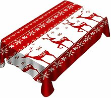 Litale Christmas Dekoration Tischdecke Creative