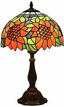 Litaotao Tiffany Stil Tischlampe 12 Zoll Handmade
