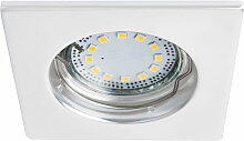 Lite weiß LED Einbaustrahler Set