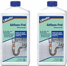 Lithofin Abfluss-Frei 2 l - von Abflüssen an