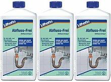 Lithofin Abfluss-Frei 3 l - von Abflüssen an