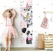 Little Deco Wandaufkleber Kinderzimmer Mädchen