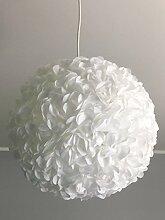 Little White Fluffy, Lampe Leuchte Lampenschirm Pendelleuchte Pendellampe Hängeleuchte Hängelampe Papierleuchte Papierlampe Reispapier Designerlampe Wohnzimmerlampe Schlafzimmerlampe Deckenlampe